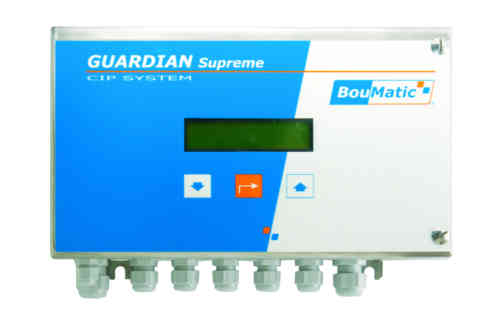 GUARDIAN - automated pipeline washer
