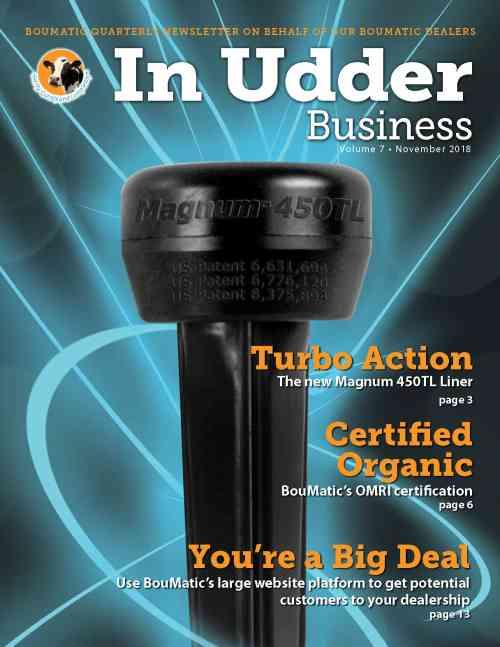 In Udder Business Newsletter