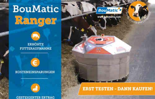 BouMatic Ranger - Try before you buy (UK)