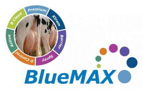BlueMAX - L'hygiène parfaite des trayons - Promotion