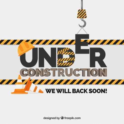 New Webstore for Promotional Items Under Construction