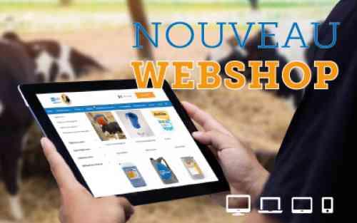 BouMatic lance sa boutique en ligne!