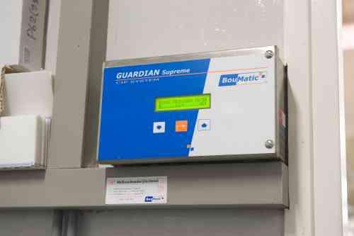 GUARDIAN SUPREME - Automatisher Pipeline-Wäsher