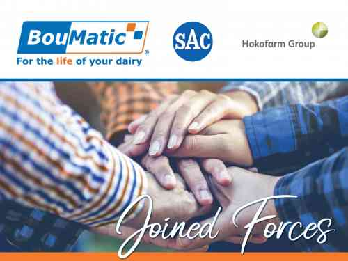 BouMatic baut globale Marktposition durch Übernahme der SAC Group aus
