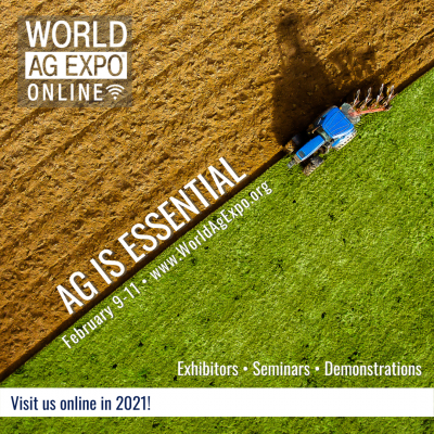 World Ag Expo 2021