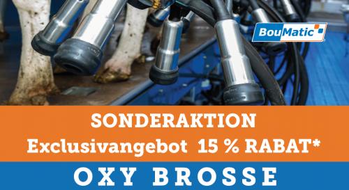 Oxy Brosse - AKTIVES SAURES DESINFEKTIONSMITTEL AUF SAUERSTOFFBASIS