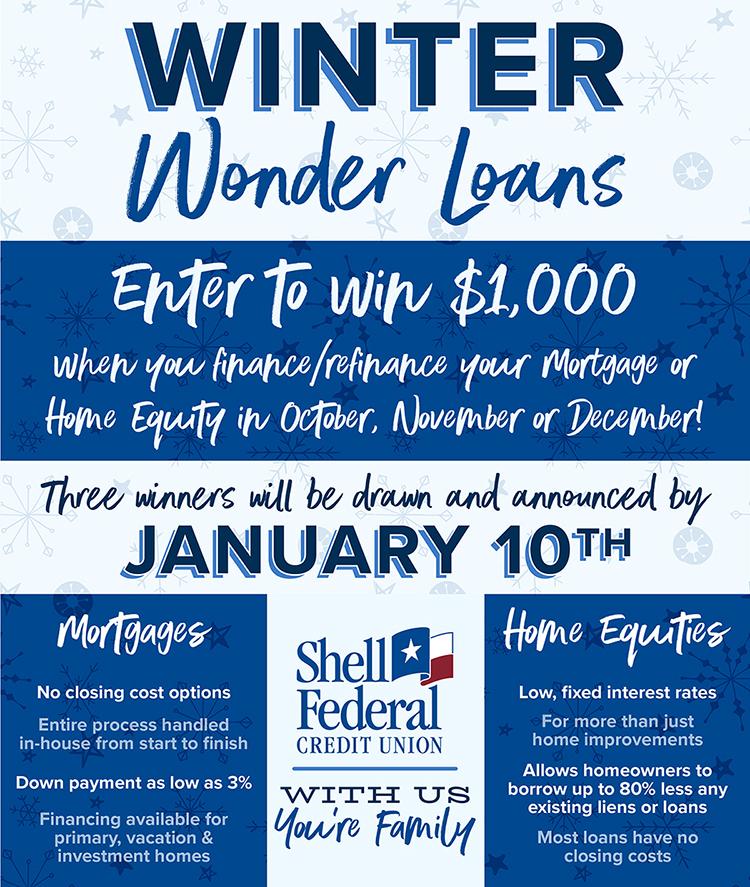 Shell FCU | winterwonderloans