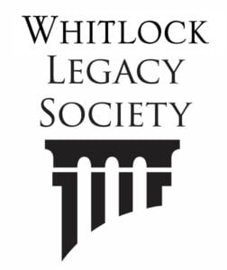 Whitlock Legacy Society planned giving logo