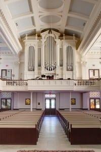 St. James's sanctuary