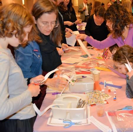 Children's Ministry Advent fair