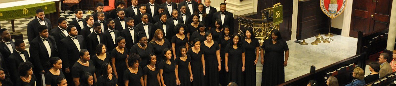 Norfolk State University Concert Choir