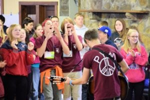 Senior High PYM Retreat 2015 picture