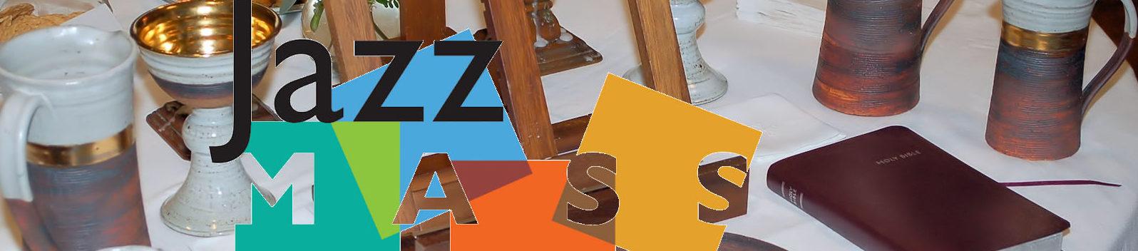 Jazz Mass slider graphic