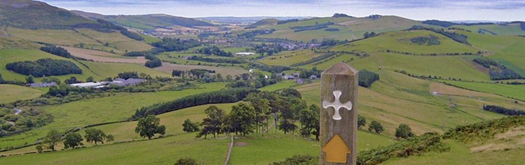 Virew on St. Cuthbert's Way