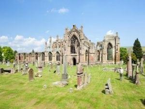 Church on St. Cuthbert's Way