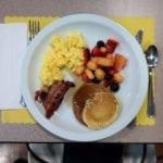 Pancake Breakfast on Palm Sunday