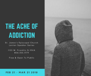 Addiction series graphic