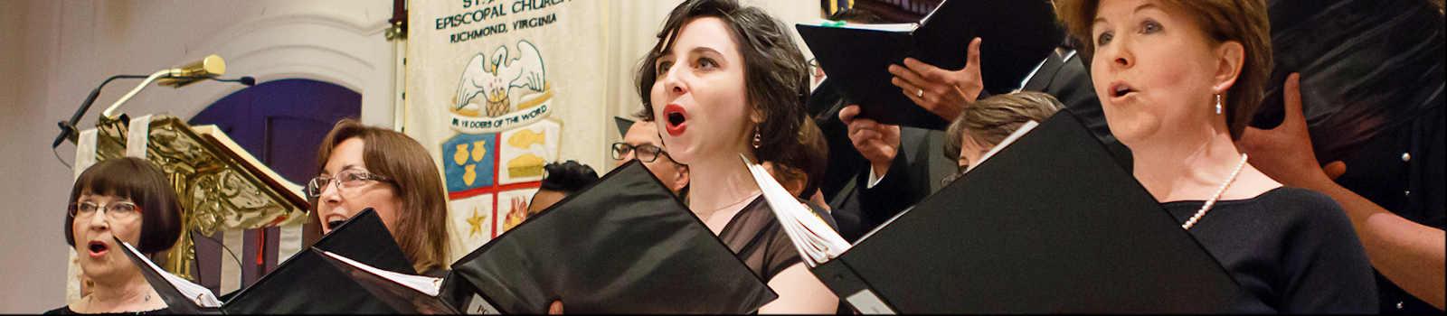 St. James's Choir in concert