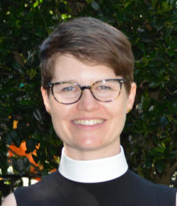 Associate Rector Hilary Streever