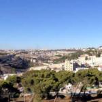 wide shot Jerusalem - E Angle