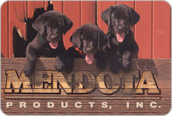 Shop Mendota Products from dogIDs.