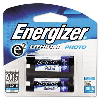 EVEEL2CR5BP - Energizer 2CR5 e2 Lithium Photo Battery