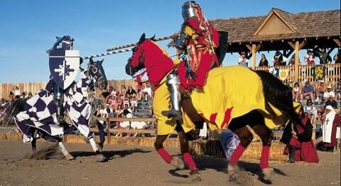 Arizona-Renaissance-Festival-Jousting-Activities in Phoenix