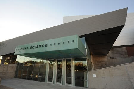 Arizona Science Center -Things to do in Phoenix with Kids