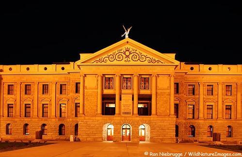 Arizona State Capital - Landmarks in Phoenix
