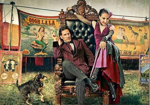 carnival-of-illusion-vaudeville magic show in Phoenix
