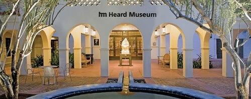 Heard Museum in Phoenix-min