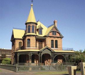 Heritage Square- Landmarks in Phoenix