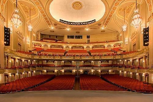 Orpheum Theater in Phoenix-Things to do in Phoenix as a Couple