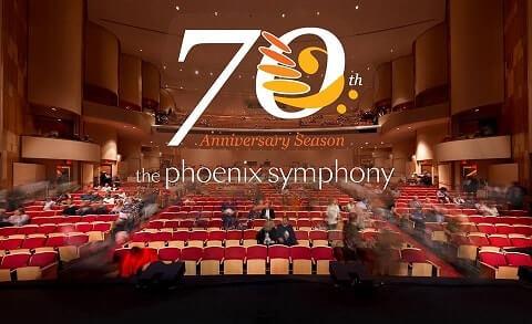 Phoenix Symphony-Theaters in Phoenix