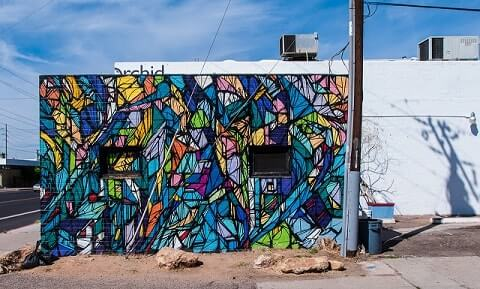 Roosevelt-Row-Phoenix-Street-Art-things to do in phoenix at night
