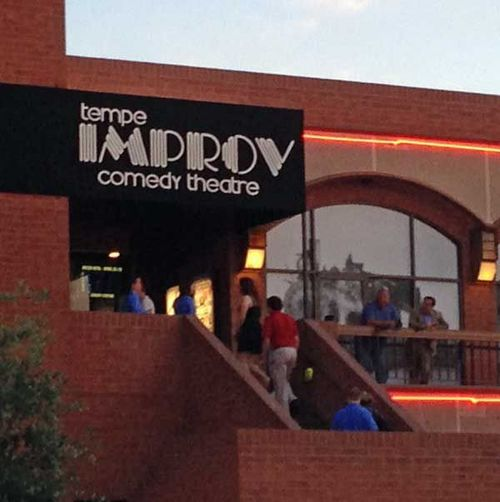 Tempe Improv -Things to do in Tempe