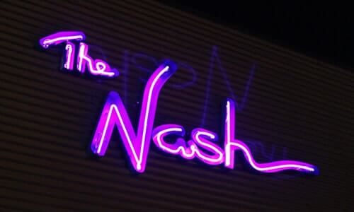 The Nash- Jazz Room- Things to do in Phoenix at Night