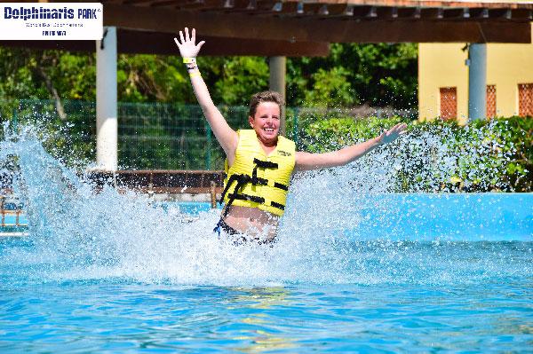 5 mejores lugares para delfín nada en la riviera maya park