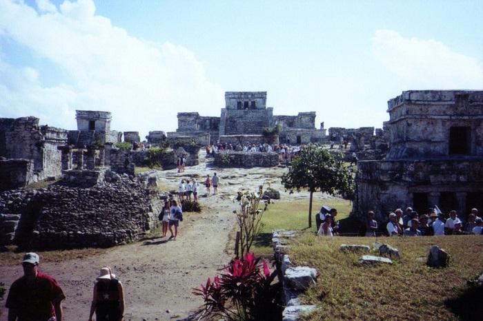 En un destino entre nado con delfines y ruinas maya, es bueno saber trasladarse.