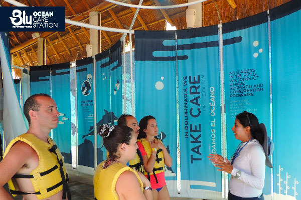 Dolphinaris Blu Ocean Care Station 2th