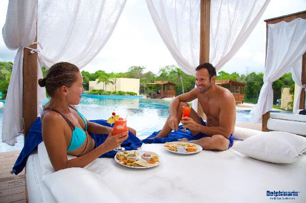 Encuentra los MEJORES precios para nado con delfines en Cancún