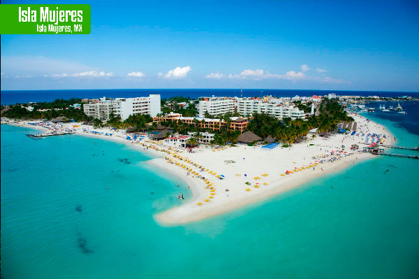 What to see in the Riviera Maya Isla Mujeres