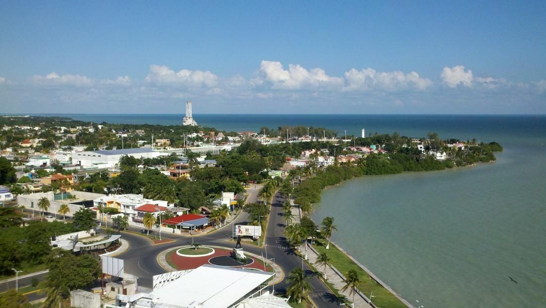 Chetumal la capital de Quintana Roo.