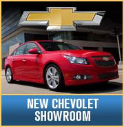 New Chevrolet Vehicles