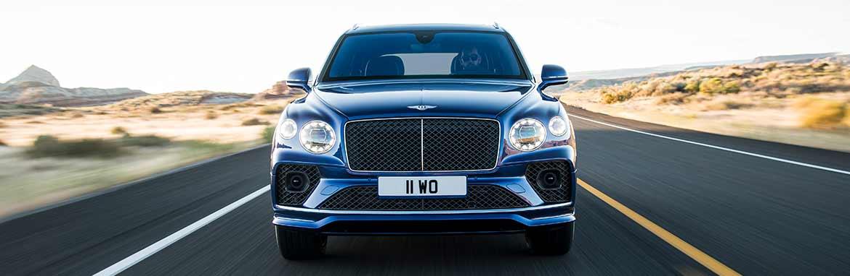 Bentley Bentayga Banner