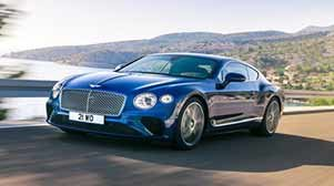 New Continental GT W12