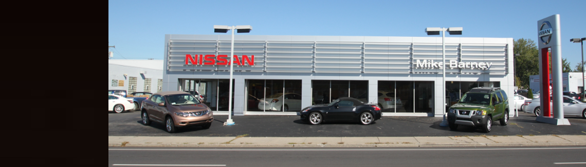 Welcome to Buffalo's #1 Nissan dealer for sales and service!