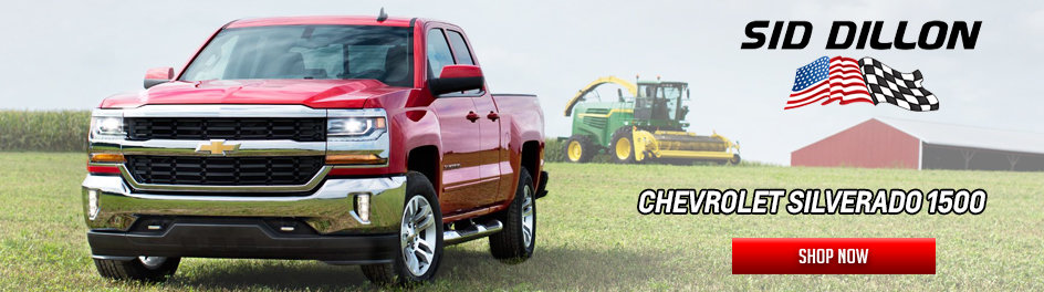Big savings and even bigger deals on Chevy Silverado trucks for sale
