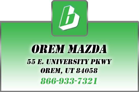 Orem Mazda
