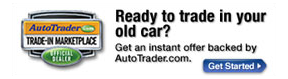 AutoTrader Instant Trade-In Offer